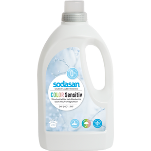 BIO Color Sensitiv - TEKUTÝ na praní 1,5 l