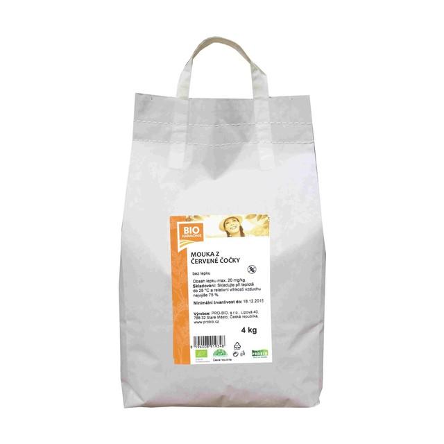 GASTRO - Mouka z červené čočky BIO 1 ks (4 kg)