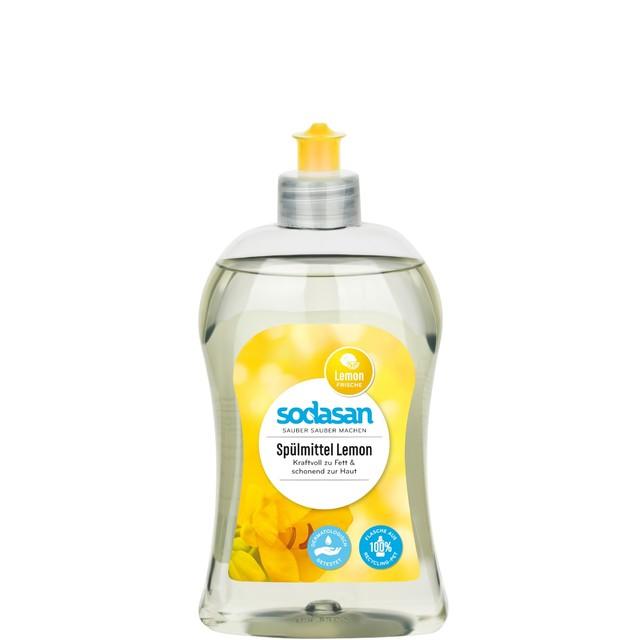 SODASAN Prostředek na nádobí citron BIO 1000 ml