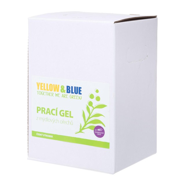 Prací gel levandule (bag-in-box 5 l) TIERRA VERDE