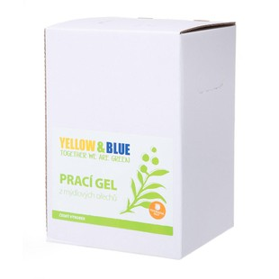 Prací gel bez vůně (bag-in-box 5 l) TIERRA VERDE