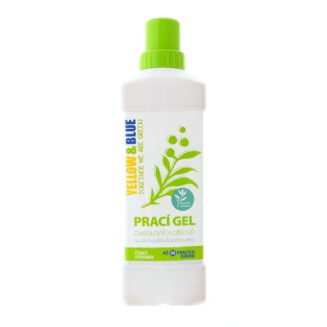 Prací gel vavřín (lahev 1 l) TIERRA VERDE DO VYPRODÁNÍ ZÁSOB