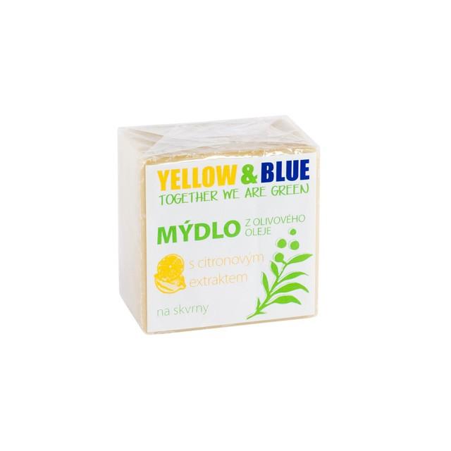 Olivové mýdlo citron (200 g) TIERRA VERDE