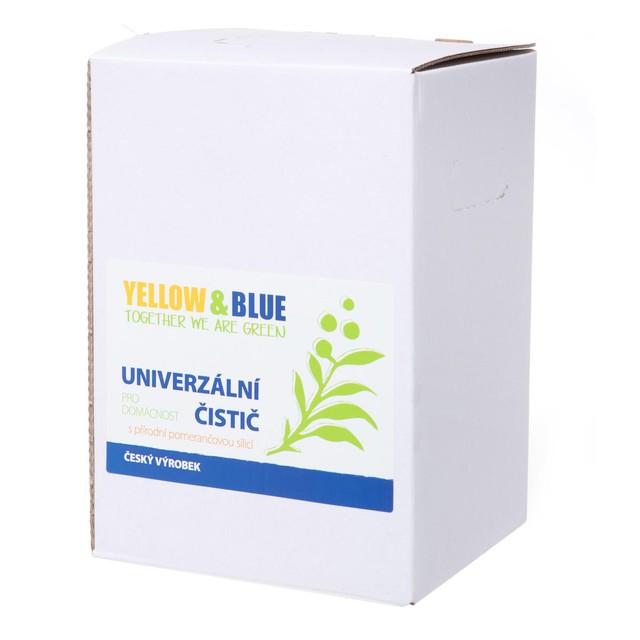 Univerzální čistič (bag-in-box 5 l) TIERRA VERDE DO VYPRODÁNÍ ZÁSOB