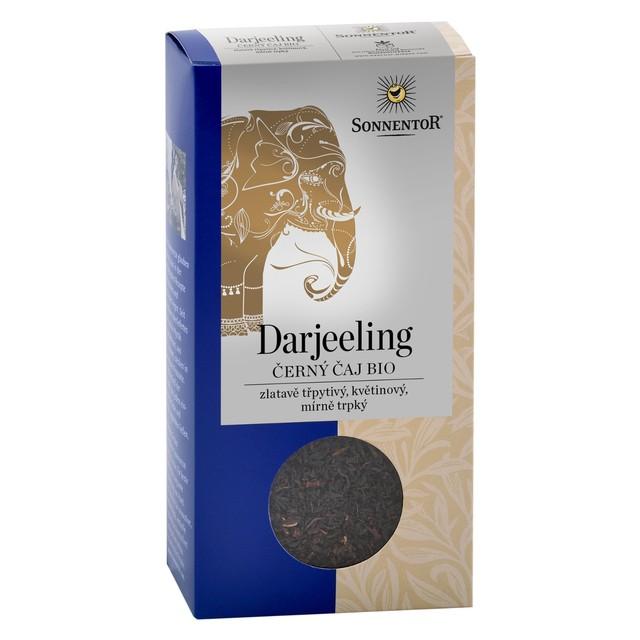 "Čaj BIO - Černý Darjeeling syp.100g"""