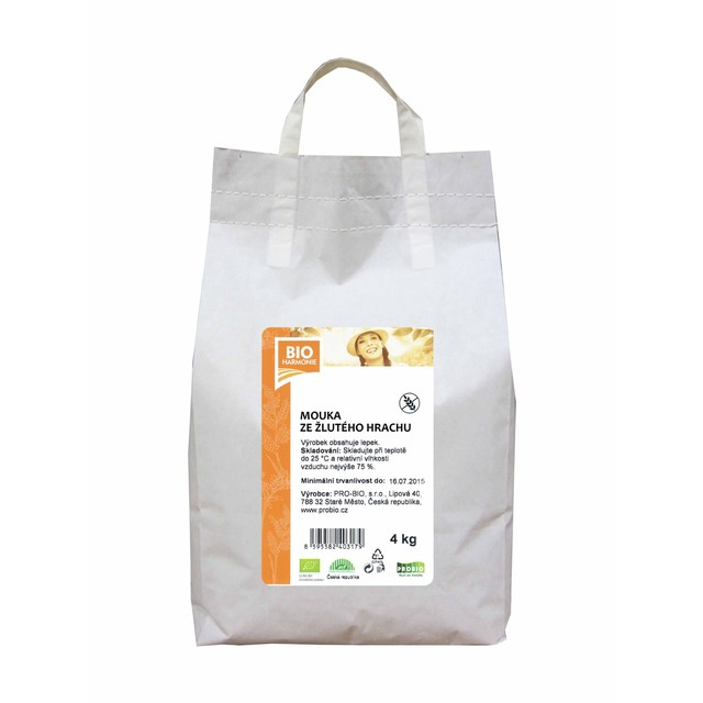 GASTRO - Mouka ze žlutého hrachu 4 kg