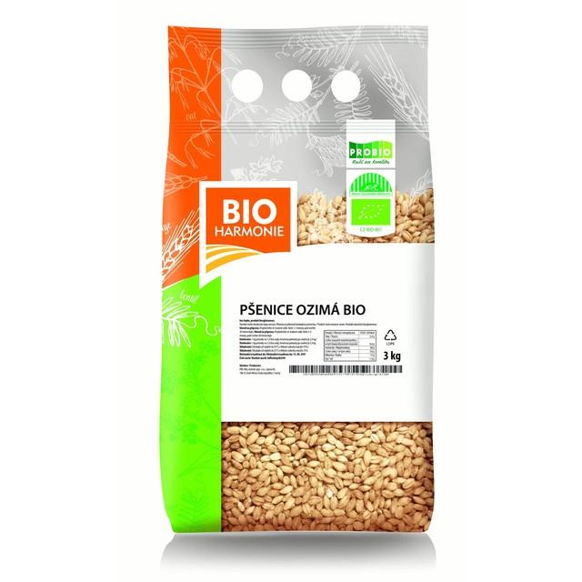 G - Pšenice ozimá BIO 1 ks (3kg)