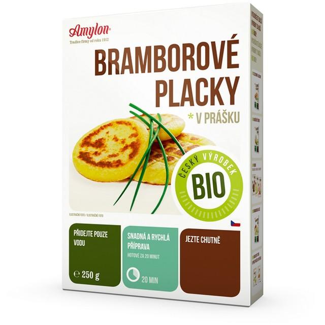 Bramborové placky Amylon BIO 250 g