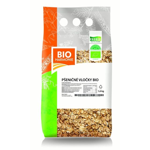 GASTRO - Pšeničné vločky BIO 1 KS (1,6 kg)