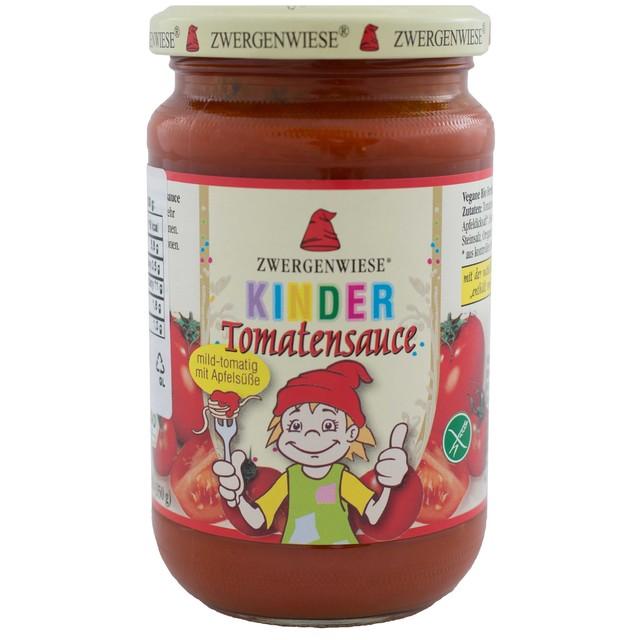 Omáčka rajčatová dětská BIO 350 ml