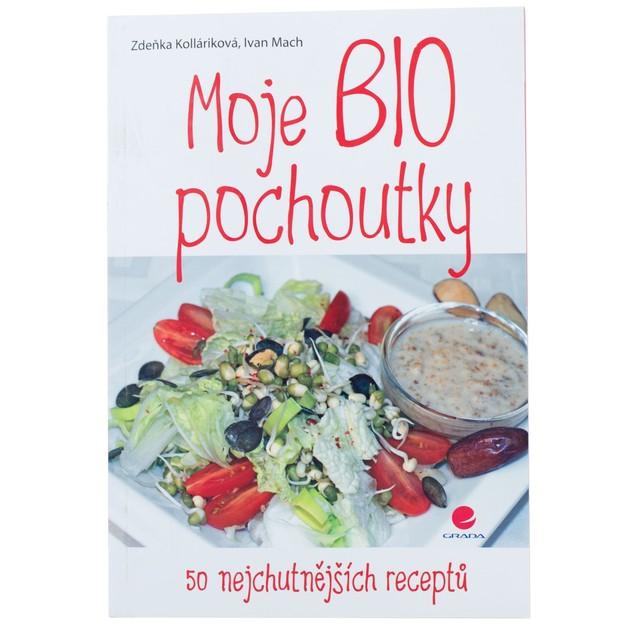 Kniha - Moje BIO pochoutky