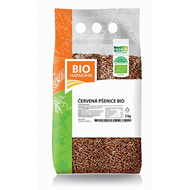 GASTRO - Červená pšenice BIO 1 ks (3 kg)