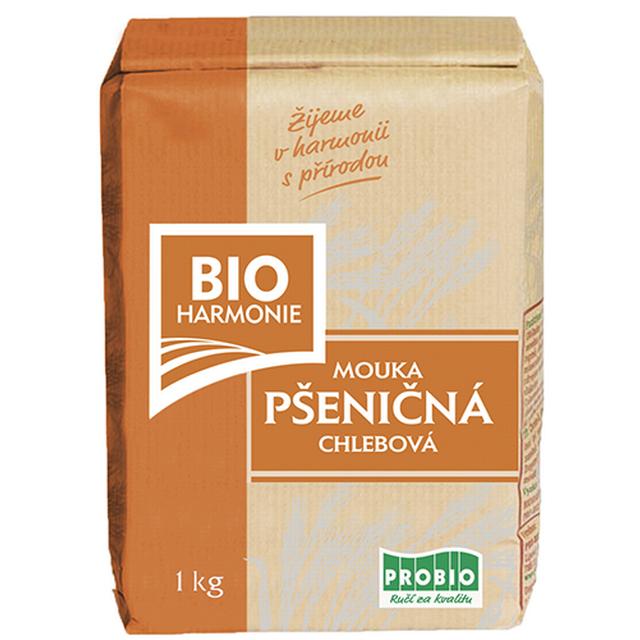 Chlebová mouka pšeničná BIO 1 kg