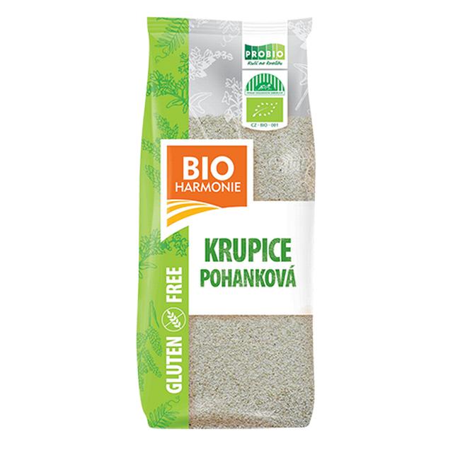 Pohanková krupice BIO BEZLEPKOVÁ 400 g