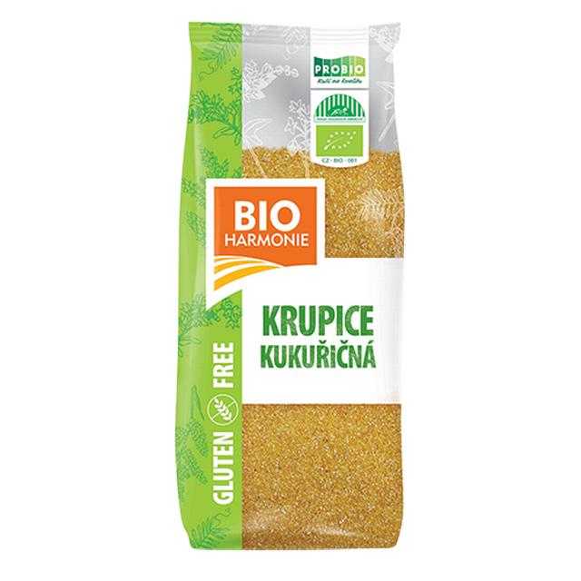 Kukuřičná krupice BIO 450g