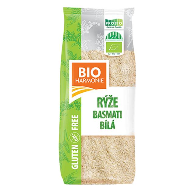 Rýže basmati bílá BIO 500 g