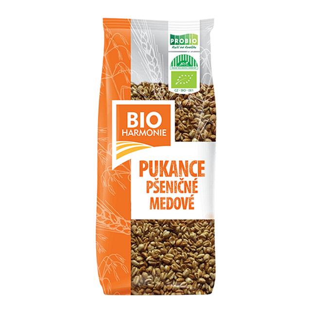 Pšeničné pukance medové BIO 100 g
