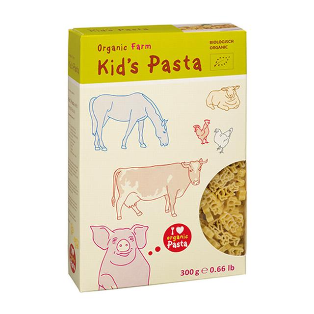 Farma těstoviny z tvrdé pšenice pro děti BIO 300g