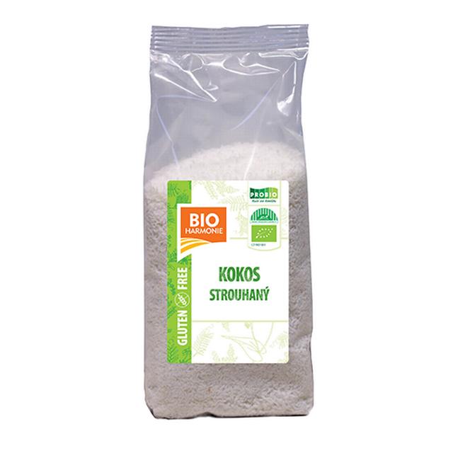 Kokos strouhaný BIOHARMONIE 200g