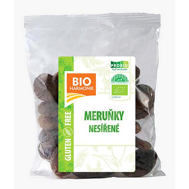 Meruňky BIO (nesířené) 200 g