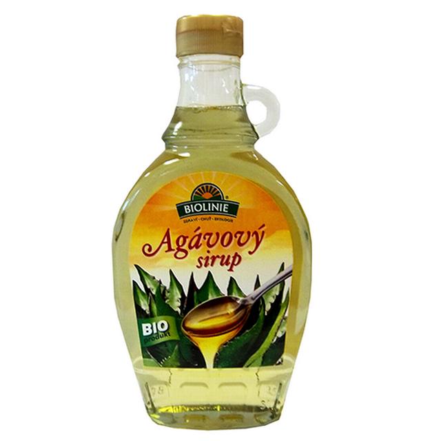 BIOLINIE agávový sirup BIO - 236 ml