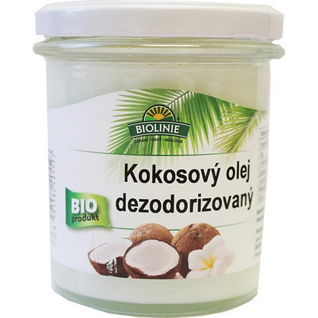 BIOLINIE kokosový olej dezodorizovaný BIO 240g
