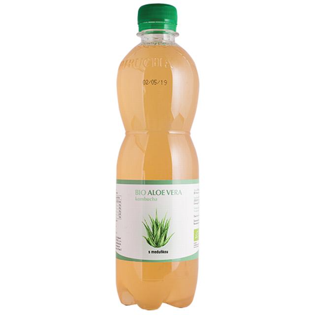 BIO kombucha Aloe Vera 500 ml