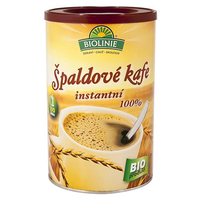 BIOLINIE inst.špaldové kafe 100%  BIO - 200 g