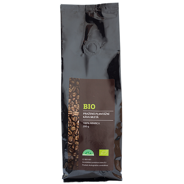 Káva mletá Oxalis BIO 100% Arabica - 200 g