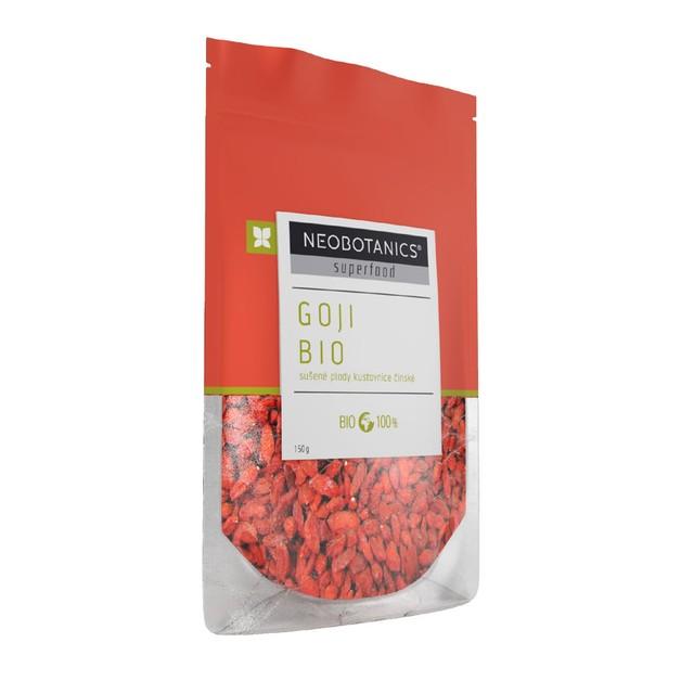 Goji BIO 150 g (doplněk stravy)