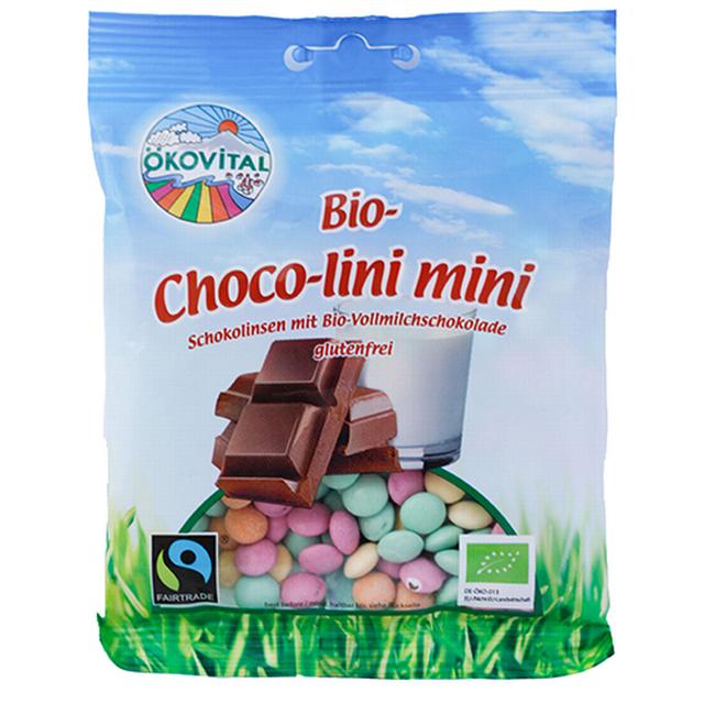 Čokoládová dražé  BIO 100 g
