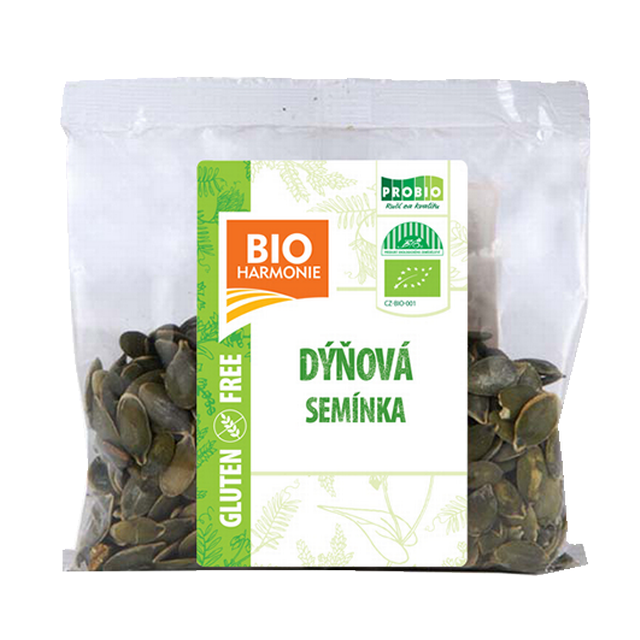 Dýňová semena  BIO - 100g BEZLEPEK