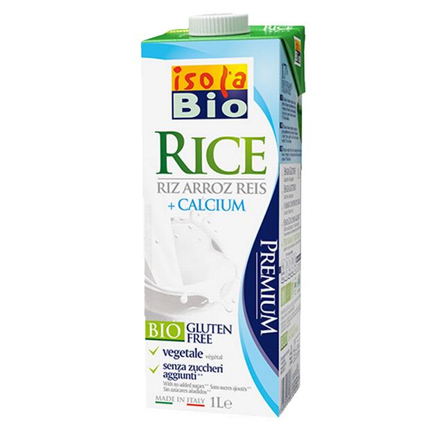 Rýžový nápoj s vápníkem Isola BIO 1000 ml