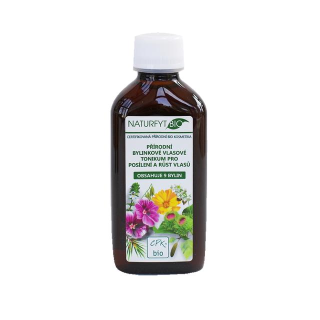 Přír.bylin.vlas.tonikum  (Naturfyt CPK) 200 ml