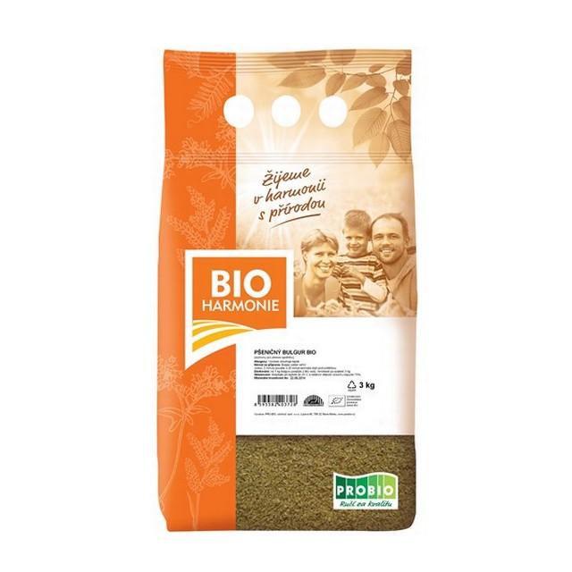 G - Pšeničný bulgur BIO 1 KS (3 kg)
