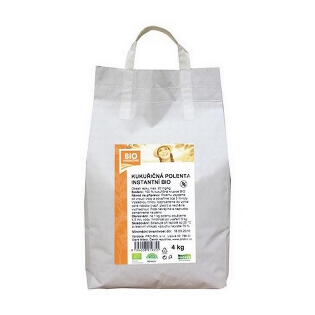 GASTRO - Kukuřičná polenta instantní BIO  1 KS (4 kg)