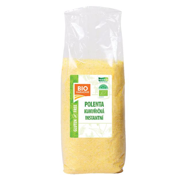 Kukuřičná polenta instantní BIOHARMONIE 450 g