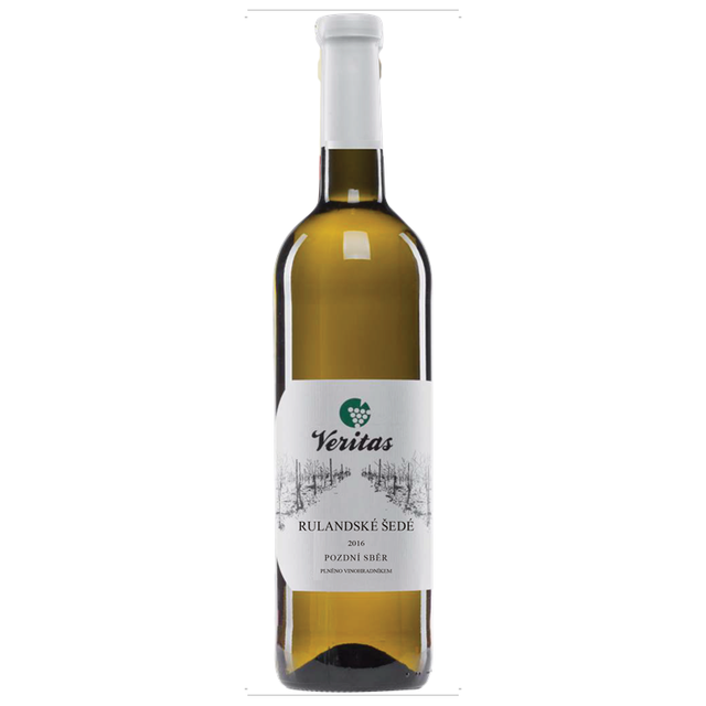 Víno bílé Rulandské šedé ročník 2016 Veritas BIO 750ml