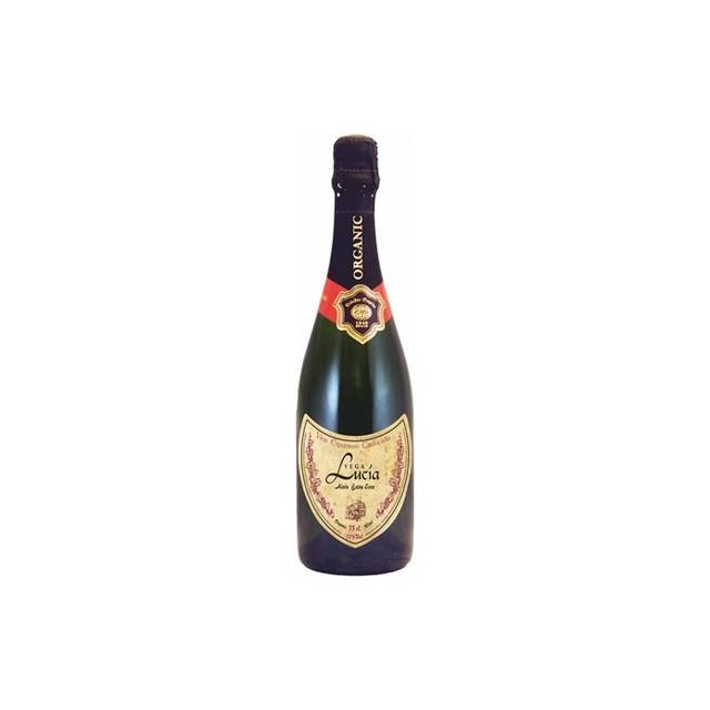 Vega Lucia, Airen šumivé víno - Extra Dry BIO 750 ml Organic Wines