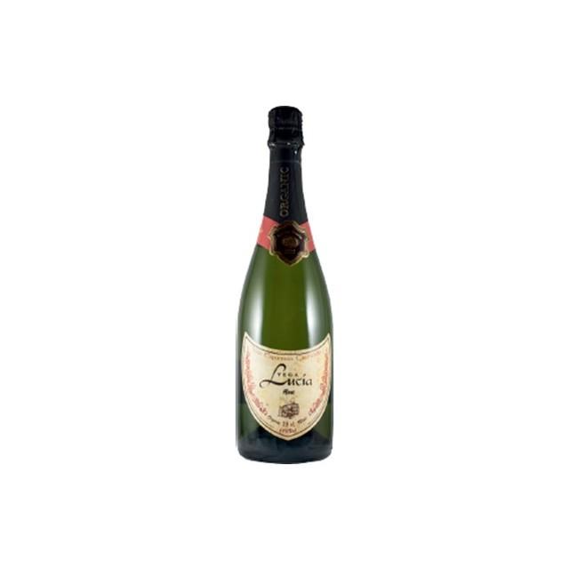 Vega Lucia, Airen šumivé víno - Brut BIO 750 ml Organic Wines