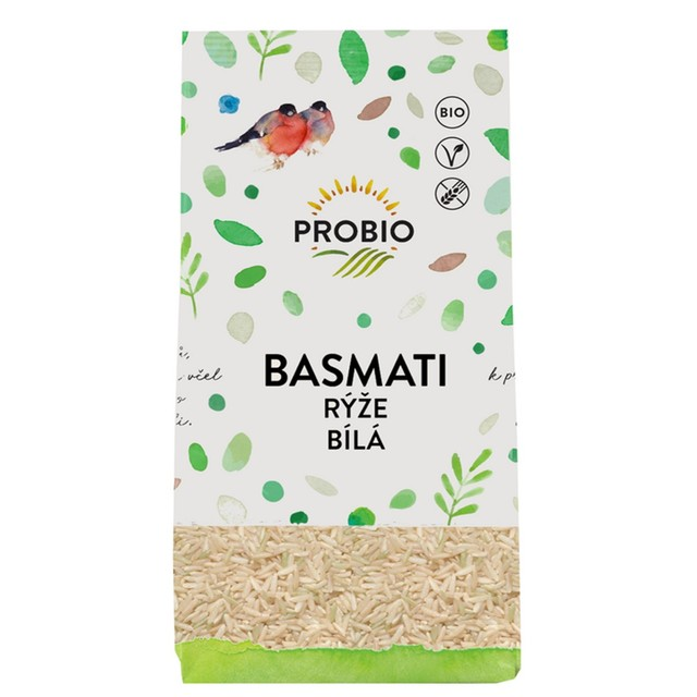 Rýže basmati bílá BIO PROBIO 500 g