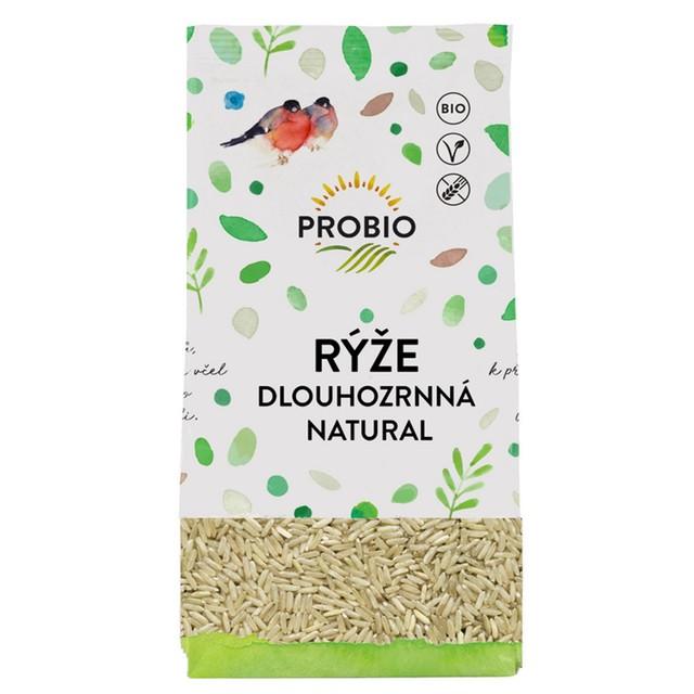 Rýže dlouhozrnná natural BIO PROBIO 500 g