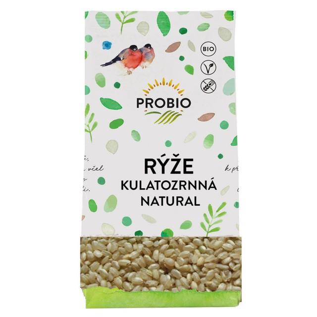 Rýže kulatozrnná natural BIO PROBIO 500 g